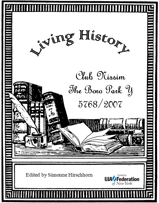 Cover Page Book 1